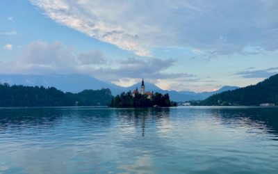 Things to do in Bled (including a visit to Vintgar Gorge and Pokljuka Gorge)