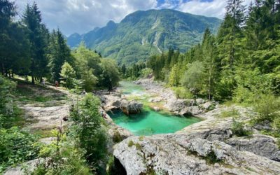 Soča Valley and the most amazing river in Slovenia (and Europe?)